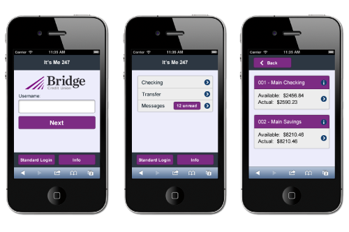 Bridge CU phone preview