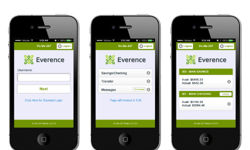 Everence credit union phone preview
