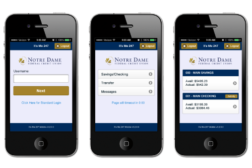 Notre Dame phone preview