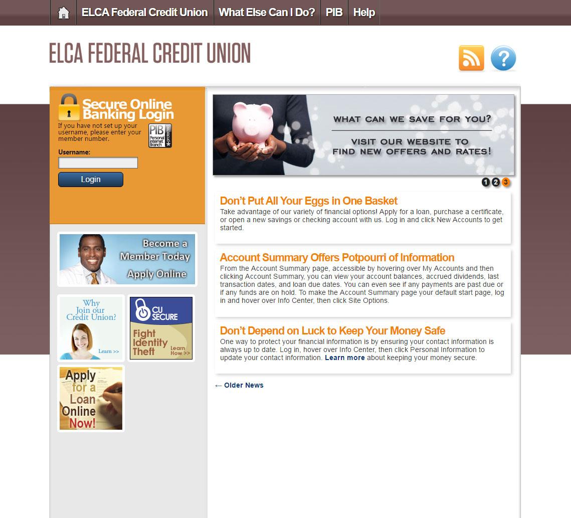 ELCA Federal OBC