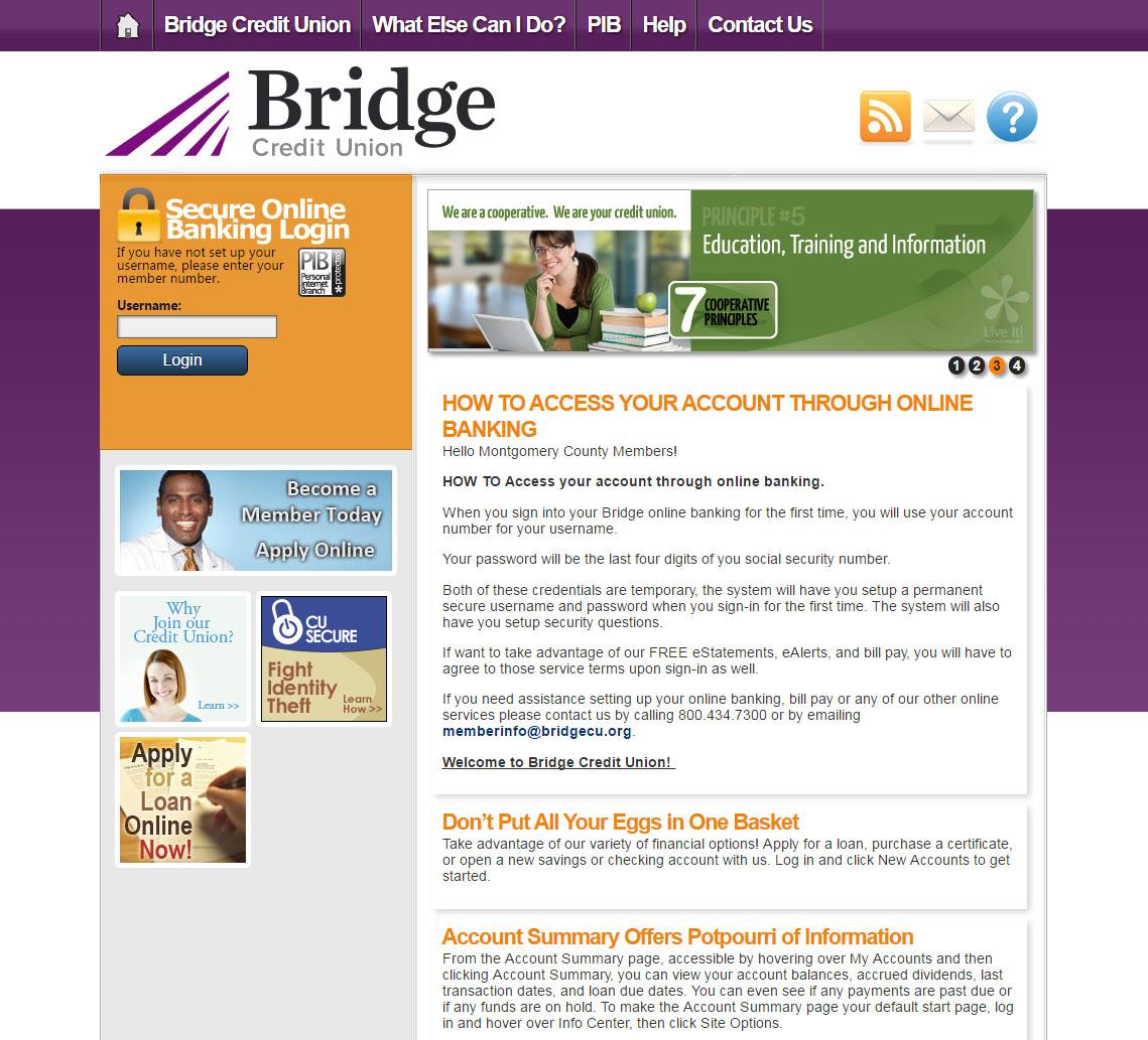 Bridge CU OBC