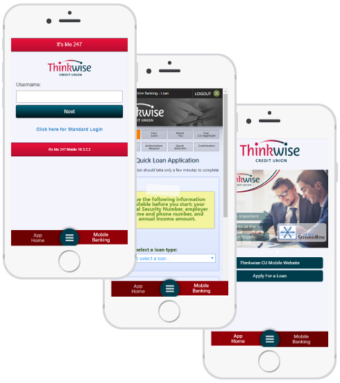 Thinkwise phone preview