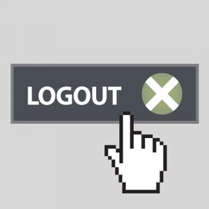 Launch Points Logout