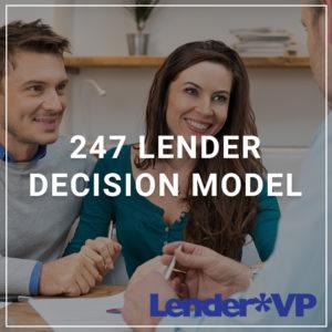 247 Lender Decision Model