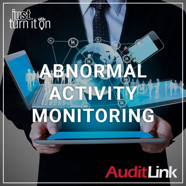 Abnormal Activity Monitoring - a service by AuditLink