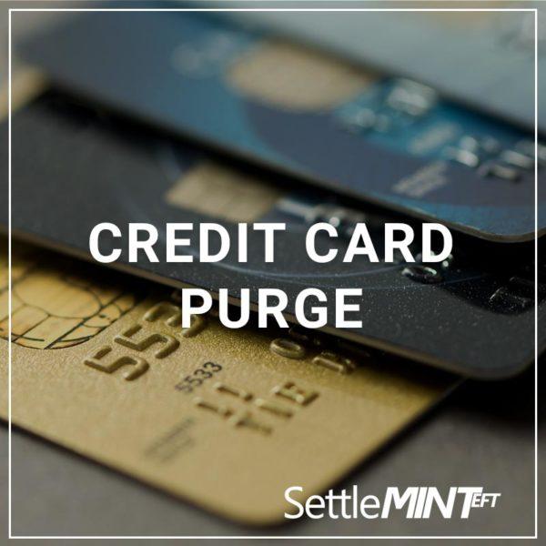 Credit Card Purge