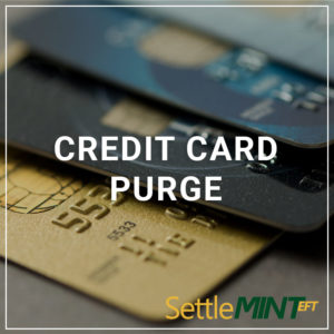 Credit Card Purge - a service by SettleMINT EFT