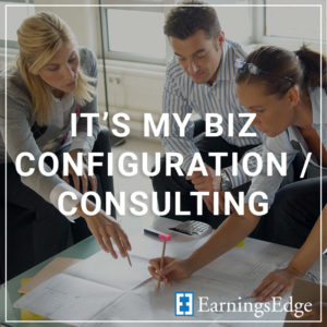 It's My Biz Configuration / Consulting - a service by Earnings Edge