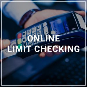 Online Limit Checking - a service by SettleMINT EFT