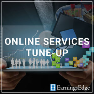 Online Services Tune-Up - a service by Earnings Edge