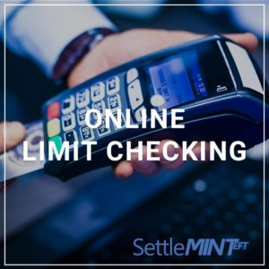 Online Limit Checking