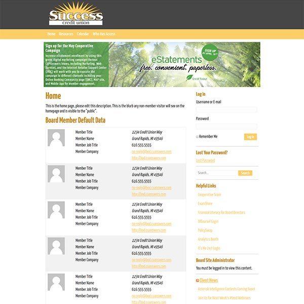 Board Sites