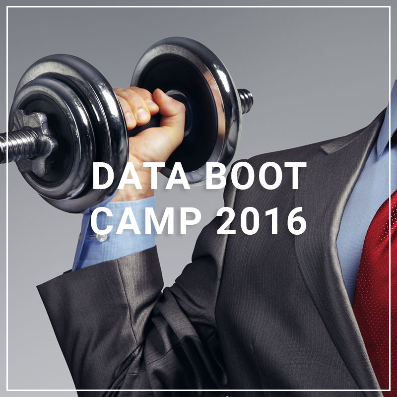 Data Boot Camp 2016