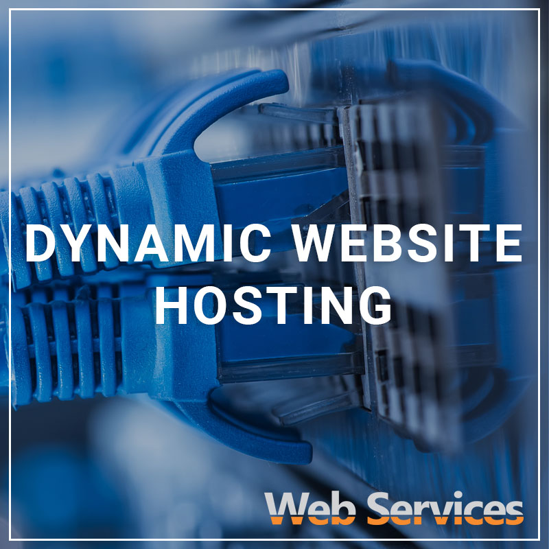 Dynamic Website Hosting - a service by Web Services