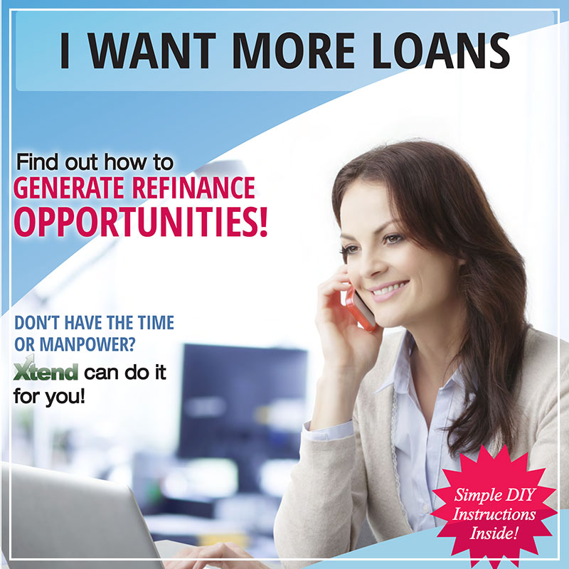 I Want More Loans