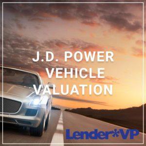 J.D. Power Vehicle Valuation