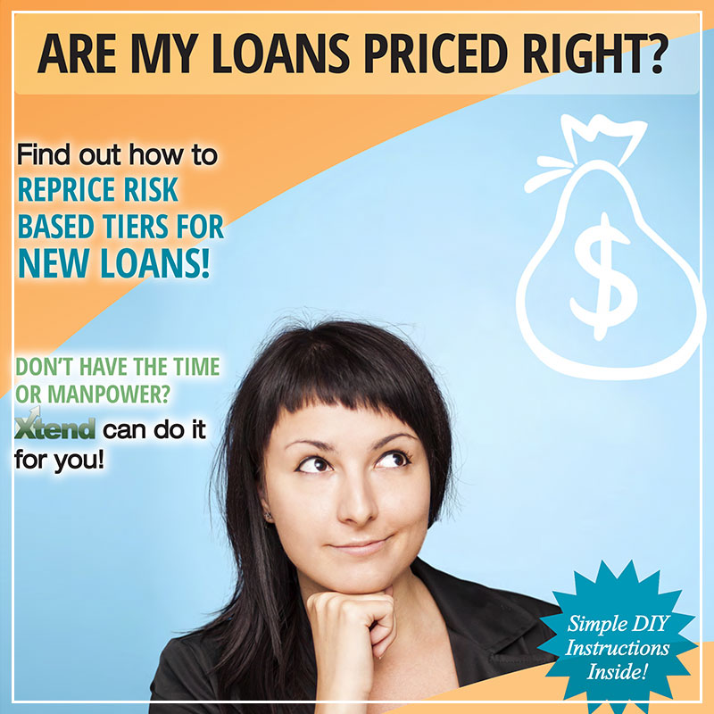 Are My Loans Priced Right?