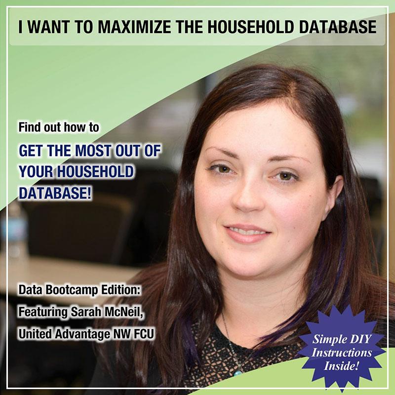 I Want to Maximize the Household Database
