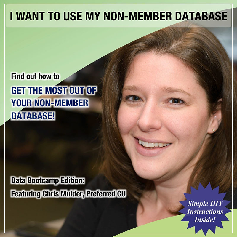 I Want to Use My Non-Member Database