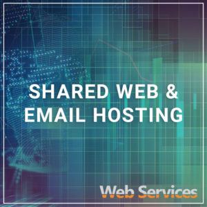 Shared Web & Email Hosting - a service by Web Services