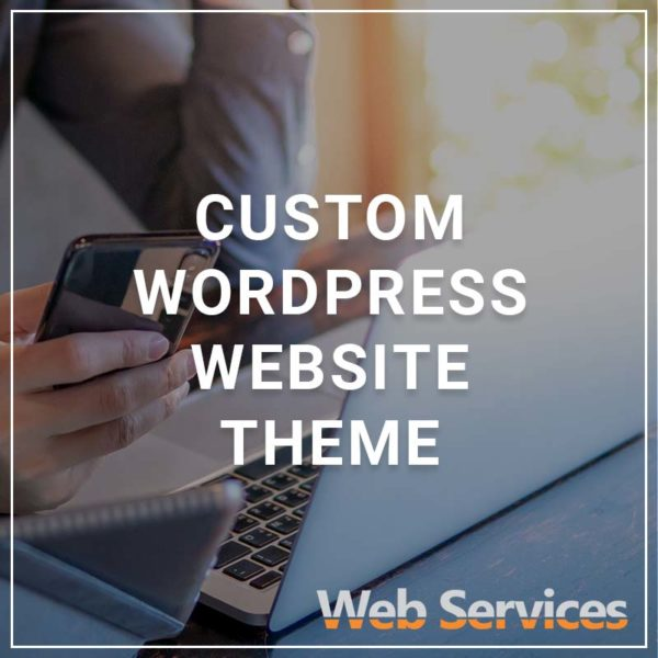 Custom WordPress Website Theme