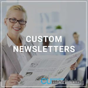 Custom Newsletters - a service by Marketing