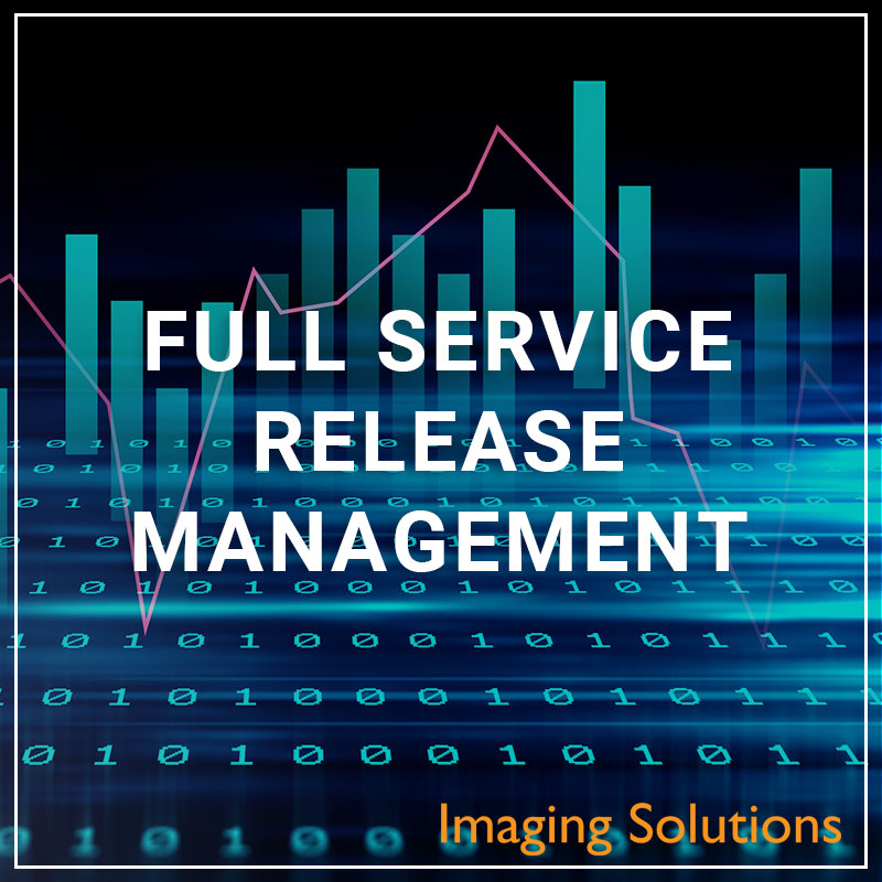 Full Service Release Management - a service by Imaging Solutions