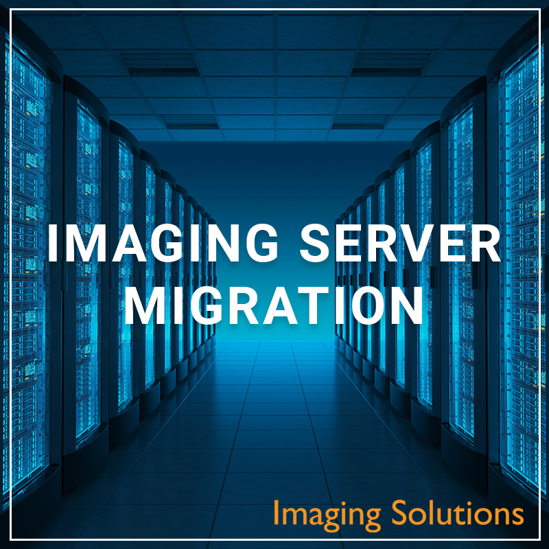 Imaging Server Migration