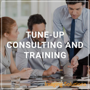 Tune-Up Consulting and Training - a service by Imaging Solutions