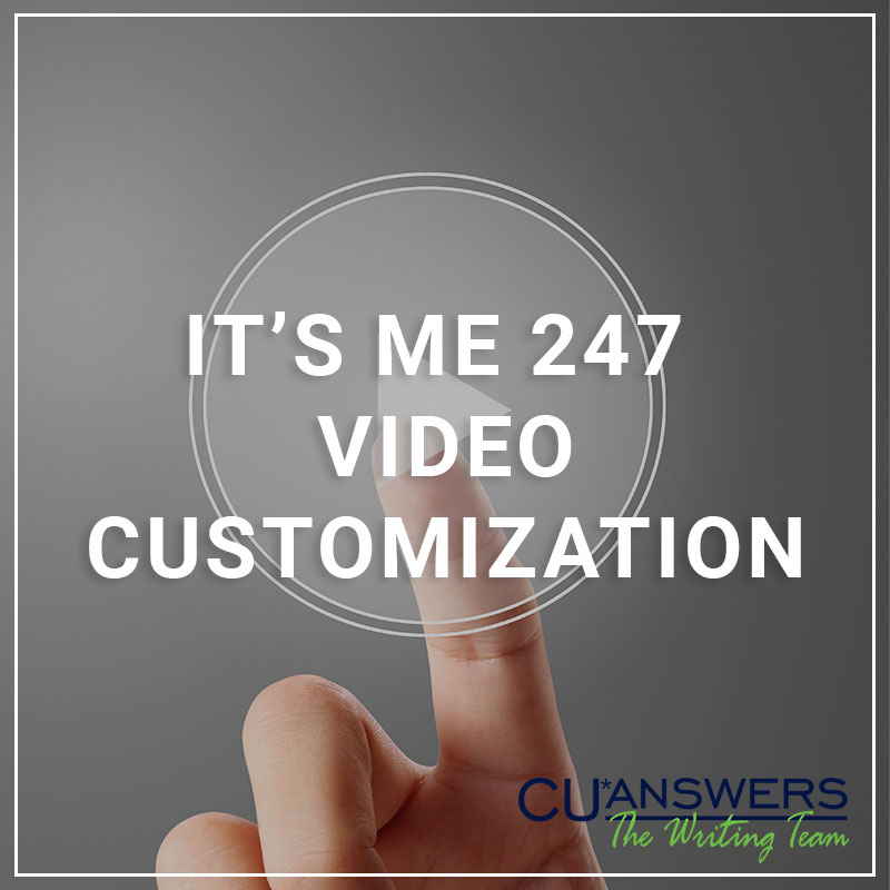 It's Me 247 Video Customization - a service by The Writing Team