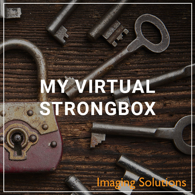 My Virtual Strongbox - a service by Imaging Solutions