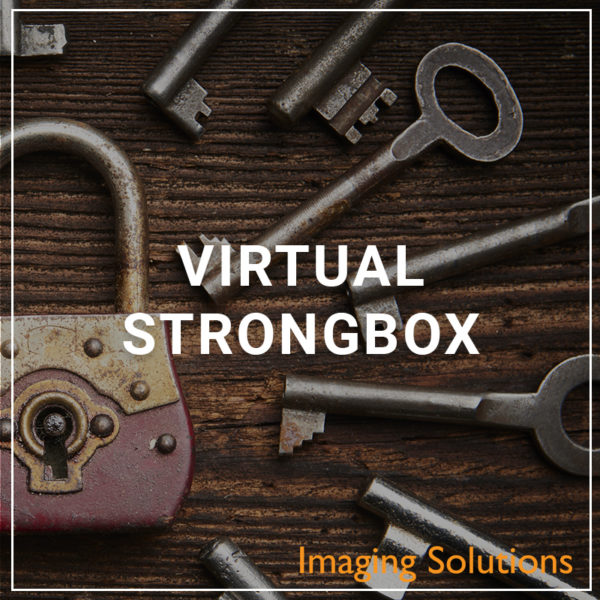 Virtual Strongbox - a service by Imaging solutions