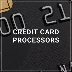 Credit Card Processors