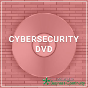 Cybersecurity DVD