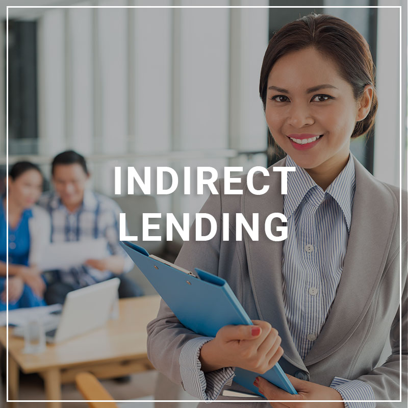 Indirect Lending