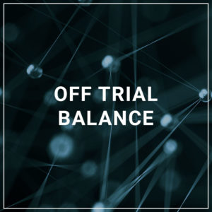 Off Trial Balance