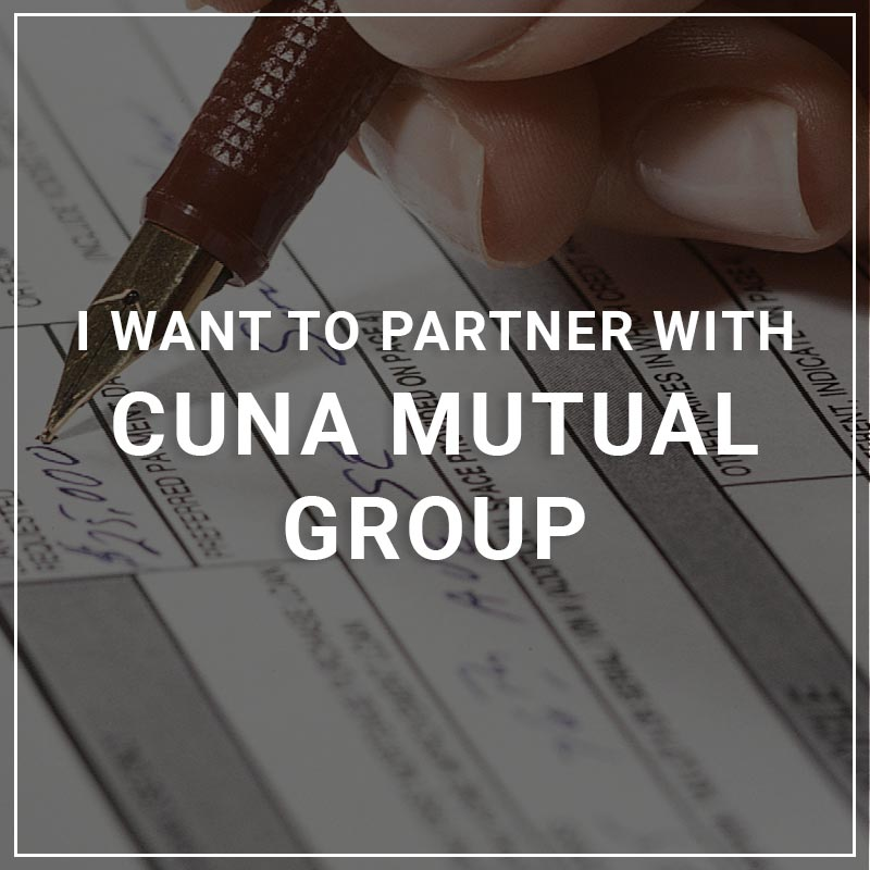 I Want to Partner with CUNA Mutual Group