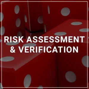 Risk Assessment & Verification