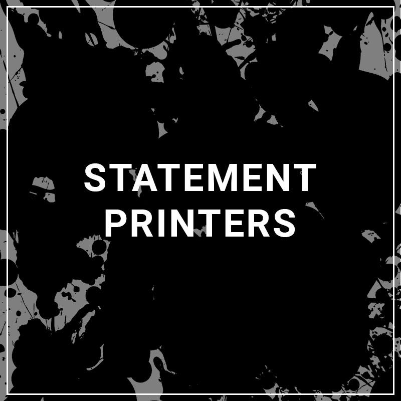Statement Printers