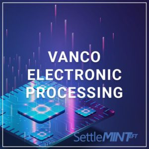 Vanco Electronic Processing