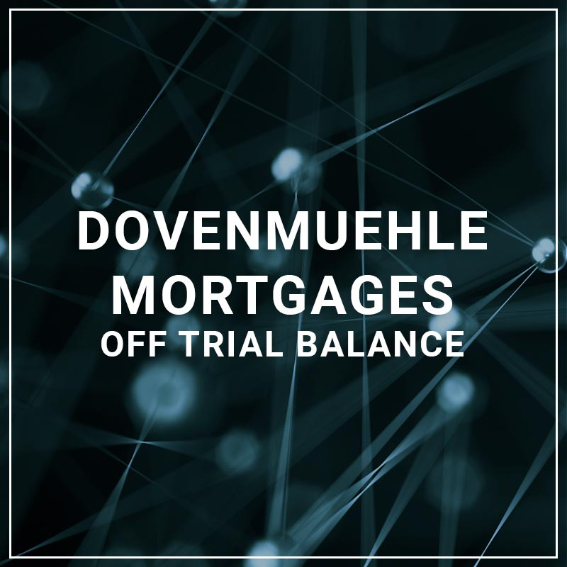 Dovenmuehle Off Trial Balance