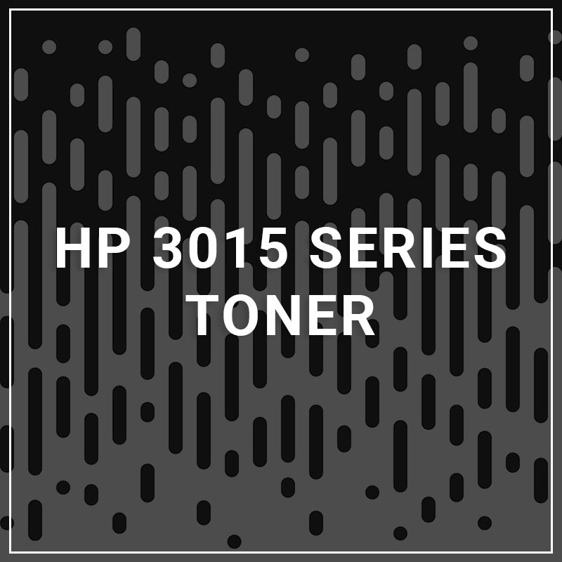 HP 3015 Series Toner