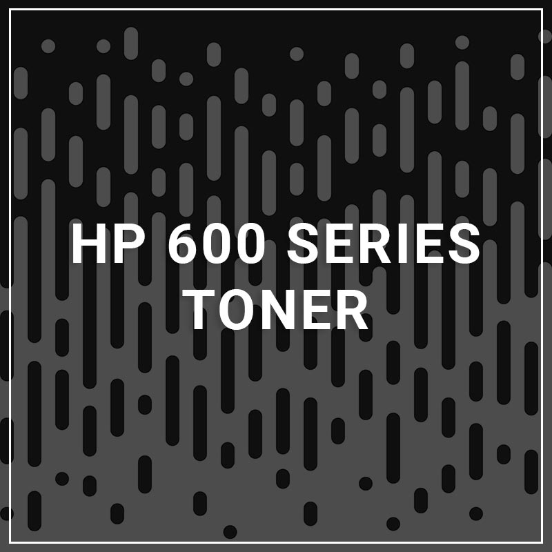 HP 600 Series Toner