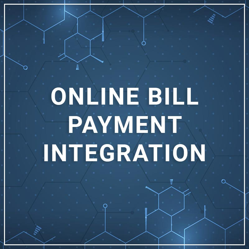 Online Bill Payment Integration