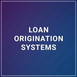 Loan Origination Systems - Ready to Book Loans