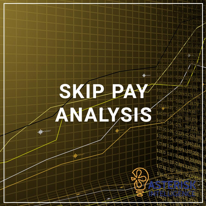 Skip Pay Analysis - a service by Asterisk Intelligence