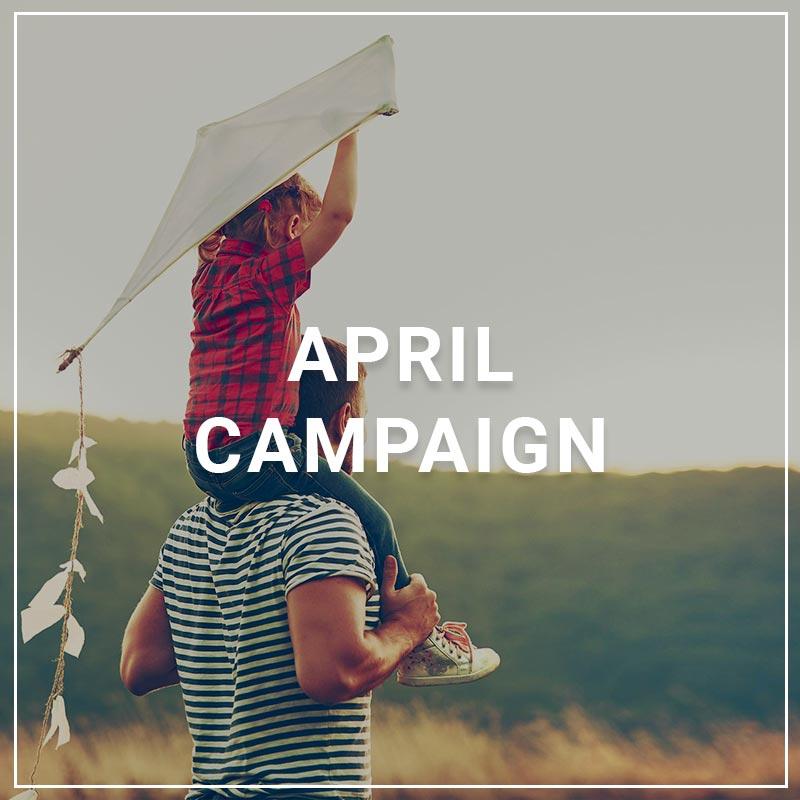 April 2018 Campaign