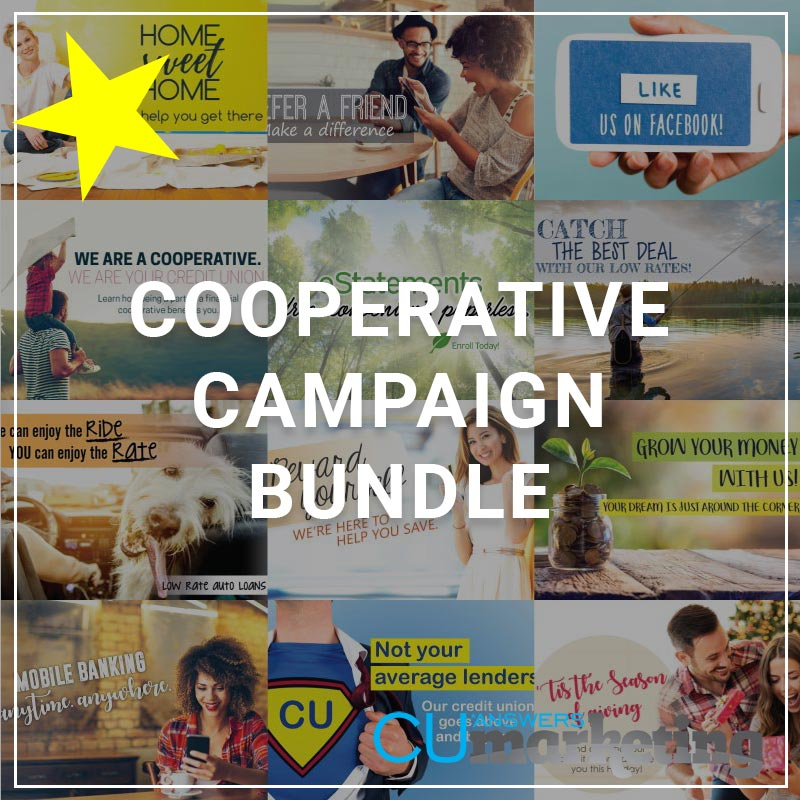 Cooperative Campaign Bundle - a service by Marketing
