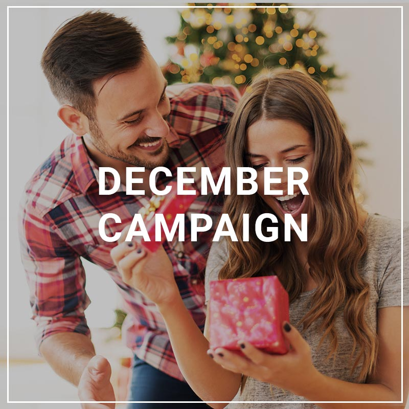 December 2018 Campaign