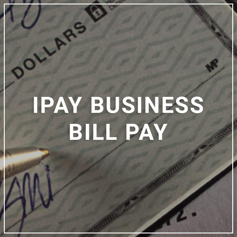 iPay Business Bill Pay